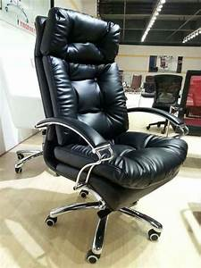 Tall, And, Big, Tilt, Control, Black, Leather, High, Back, Padded, Executive, Office, Chair, Swivel