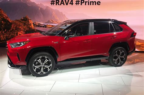 This was the first compact crossover suv. Toyota RAV4 Plug-in Hybrid: UK details confirmed | Autocar