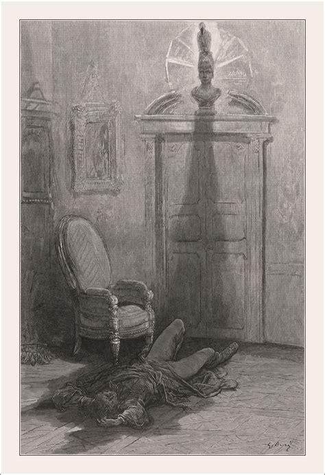 """Das Gedicht """"the Raven"""" (""""der Rabe"""") Von Edgar Allan Poe (1845) Gruselblogcom"""