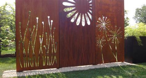 Sichtschutz Im Garten Einmal Anders Baustofflust