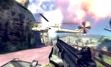 erster trailer zu modern combat 4 zero hour itopnews