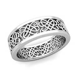 celtic knot wedding bands celtic knot wedding band in 18k gold comfort fit wedding ring