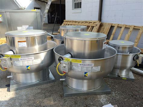 ventilation cuisine ventilation direct centrifugal upblast exhaust fan