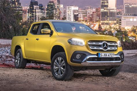 mercedes benz  class pickup review   parkers