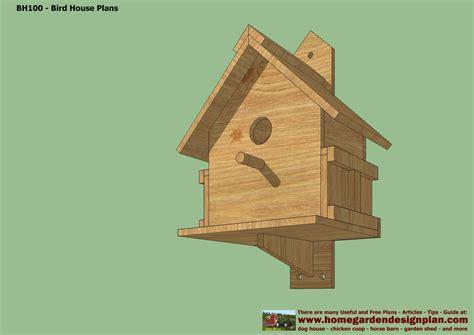 bird house plans home garden plans bh102 bird house plans construction bird house design how to build a