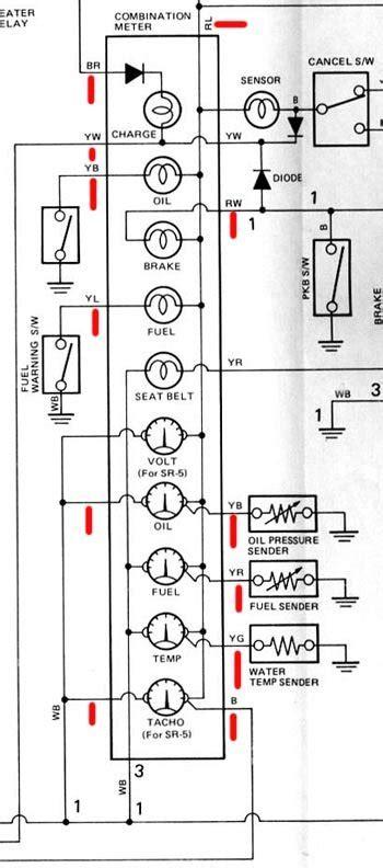 ae70 ke70 instrument cluster wiring help car electrical rollaclub