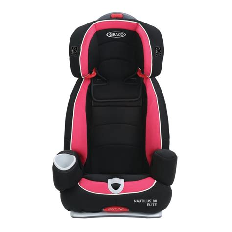siege auto graco nautilus graco nautilus 80 elite 3 in 1 harness booster car seat