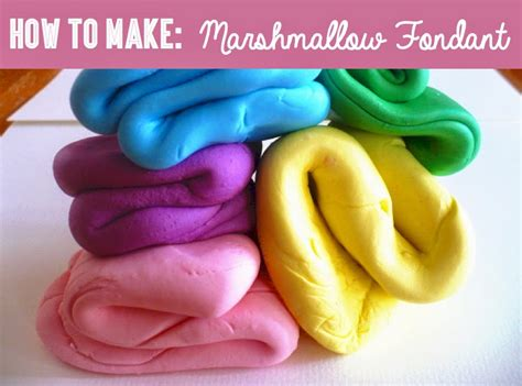 how to make fondant how to make marshmallow fondant diy craft projects