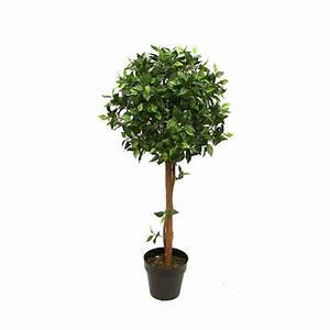 ARTIFICIAL FICUS BALL TREE 1 2M