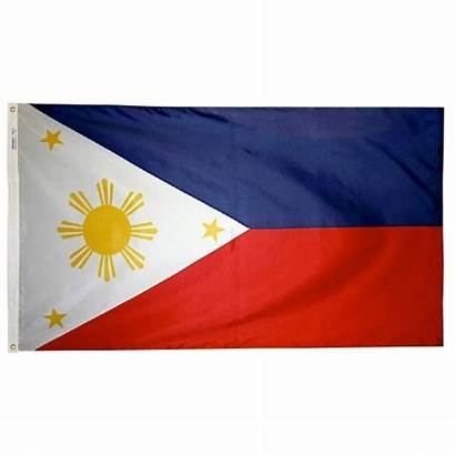 Flag Philippines Flags Ft Glo Nyl National