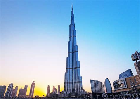 Burj Khalifa Tower In Downtown Dubai