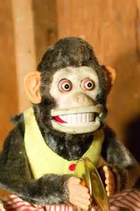 Creepy Monkey Toy