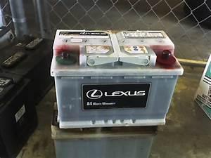 Batterie Lexus Is 250 : third battery in less than three years club lexus forums ~ Jslefanu.com Haus und Dekorationen