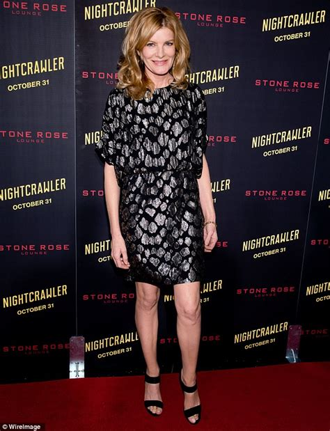 rene russo style rene russo 2018 hair eyes feet legs style weight