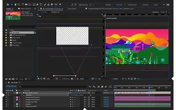 Adobe After Effects screenshot #4