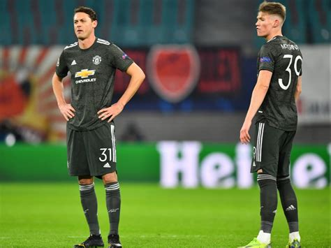 RB Leipzig vs Manchester United player ratings as ...