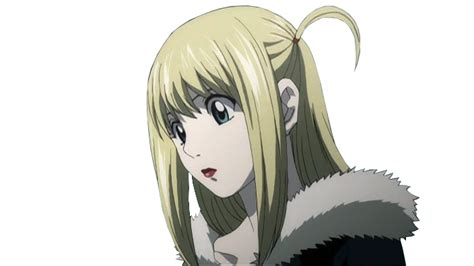 render anime 18 death note 2 misa amane 2 by