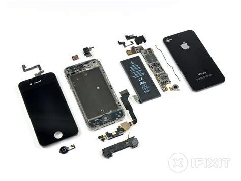 iphone 4 parts iphone 4 verizon teardown ifixit