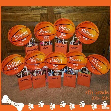 basketball goody bags jills skills basketball gifts