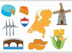 Free Netherlands Map Icons Vector Download Free Vector