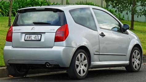 Citroen C2 11 2005 Auto Images And Specification