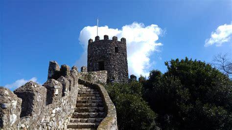 castelo dos mouros sintra portugal visions  travel