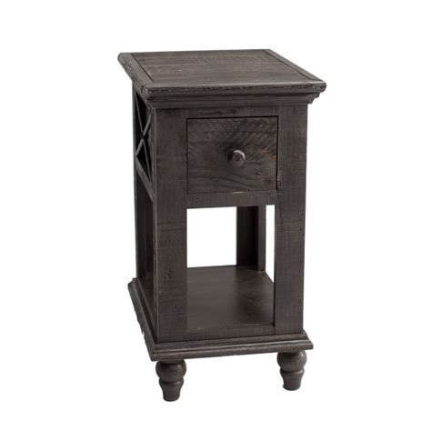 chair side tables black oxford accent tables chair side table in black jerome s