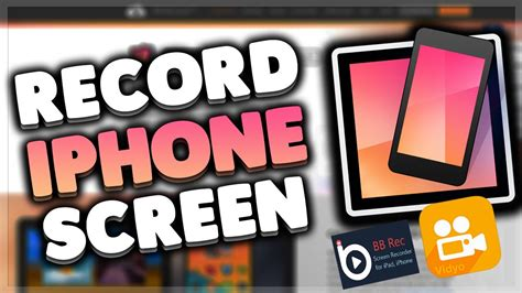 how do i record my iphone screen how to record your iphone screen 2017