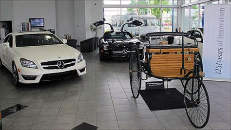 Mercedes glk new mercedes good looking cars european models first class dream cars how to look better pictures travel. Mercedes-Benz sets up cross-Canada tour of the world's first automobile   Car News   Auto123
