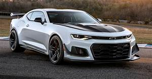 Chevy Just Unleashed Its Fastest Production Camaro Ever