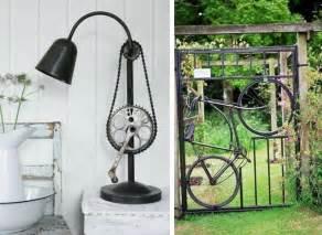 ideen fürs wohnzimmer 25 upcycling ideen mit fahrradteilen neues leben fürs alte fahrrad