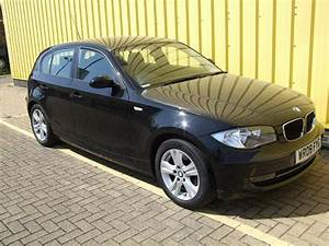Bmw 118d 2008 : used bmw 1 series 2008 diesel 118d se 5dr hatchback black manual for sale in portsmouth uk ~ Melissatoandfro.com Idées de Décoration