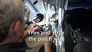 Bentley T2 Pt4 Of 6 Wiring Harness Repair