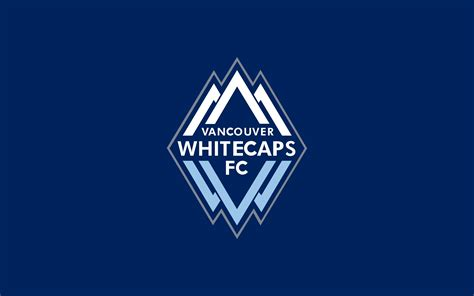 mls vancouver whitecaps fc logo wallpaper   soccer