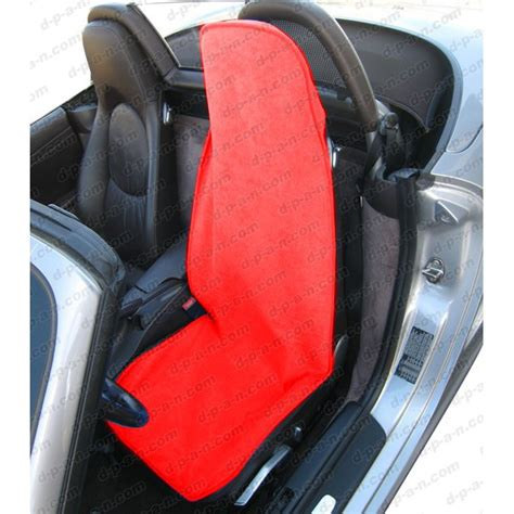 couvre siege auto couvre siège éponge 100 polyester cover la paire