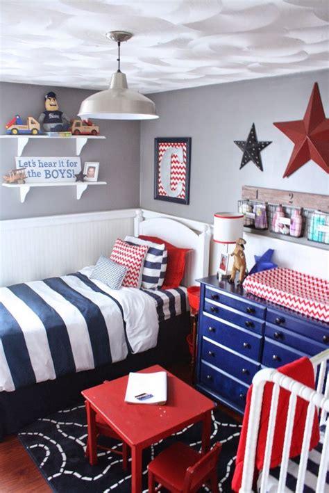 boys room decor boys blue bedrooms boy room shared