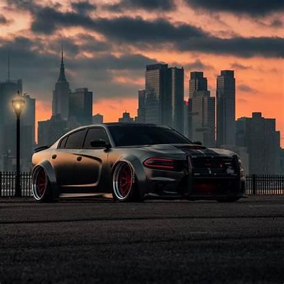 Charger Dodge Hellcat Srt Enforcer 4k Wallpapers