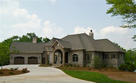 French Country  Traditional  Exterior  Charlotte  By