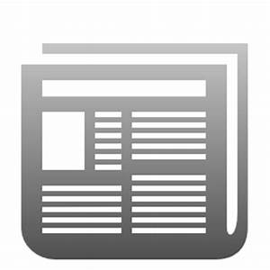Newspaper Icon - Web0.2ama Icons - SoftIcons.com