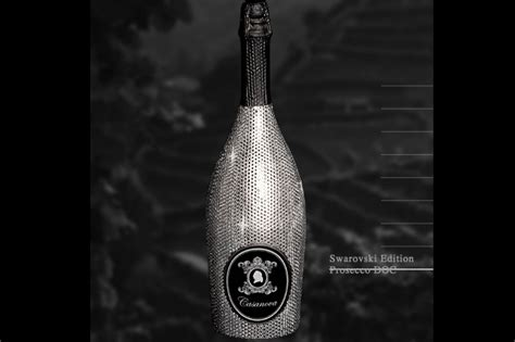 most expensive casanova brings us the world 39 s most expensive prosecco