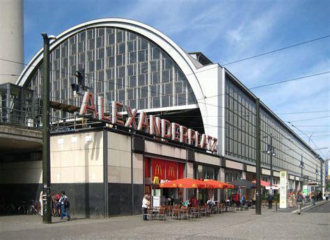 fileberlin mitte alexanderplatz  und fernbahnhof