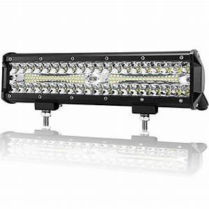 Zmoon Led Light Bar  2pcs 240w 24000lm Aluminum Alloy Die