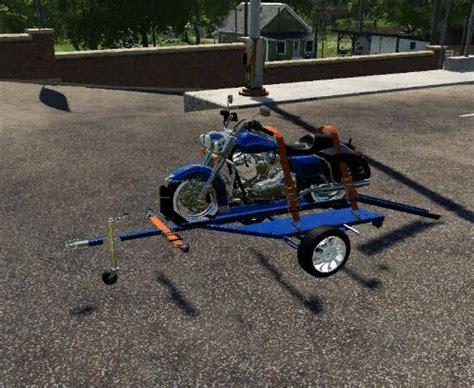 Motorcycle Pack V10 Fs19 Farming Simulator 19 Mod