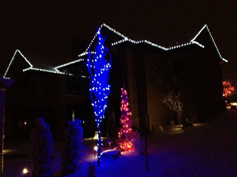 christmas lights yard busters landscaping lawn care