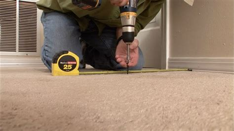 awesome how to stop floor squeaks under carpet