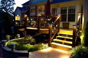 contemporary bedroom decorating ideas led deck lights step all about house design led deck