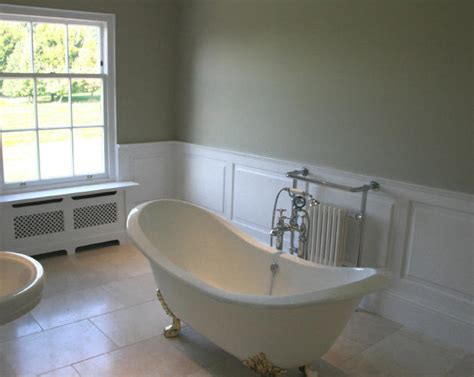 panelled bathroom ideas wall panelling painted wooden wall panels