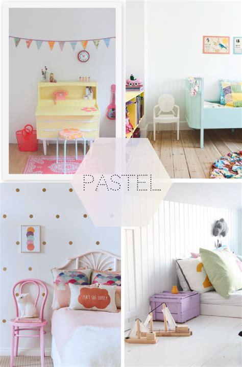 chambre fille pastel chambres d 39 enfants tendance pastel