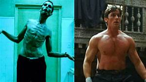Christian Bale and his Extraordinary Batman Workout ...