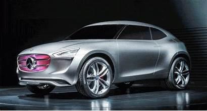 Mercedes Code Benz Concept Glb Asia Study